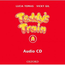 Teddy's Train A Audio CD