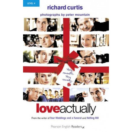 Love Actually + MP3 Audio CD Pearson 9781408294376