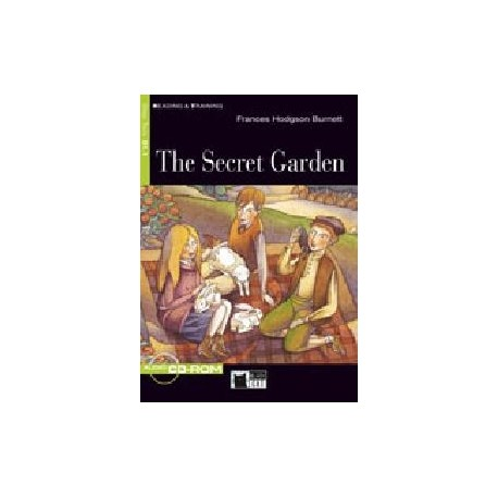 The Secret Garden + CD-ROM Black Cat - CIDEB 9788853006899