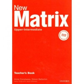 New Matrix Upper-Intermediate Teacher's Book