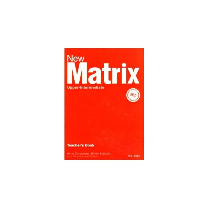 Upper-intermediate решебник new matrix