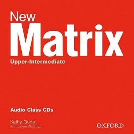 New Matrix Upper-Intermediate Class CDs