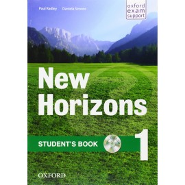 New Horizons 1 Student's Book + CD-ROM