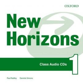 New Horizons 1 Class CDs