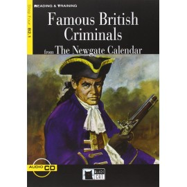 Famous British Criminals from the Newgate Calendar + CD