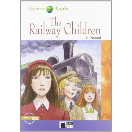 The Railway Children + CD Black Cat - CIDEB 9788853004970