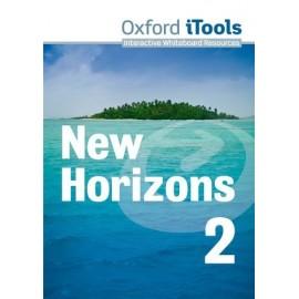 New Horizons 2 iTools DVD-ROM