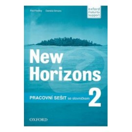 New Horizons 2 Workbook Czech Edition