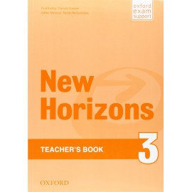 New Horizons 3 Teacher's Book