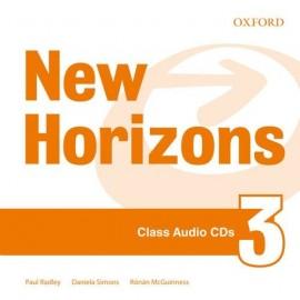 New Horizons 3 Class CDs