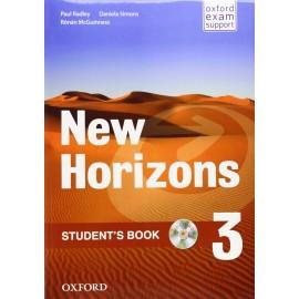 New Horizons 3 Student's Book