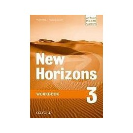 New Horizons 3 Workbook Czech Edition