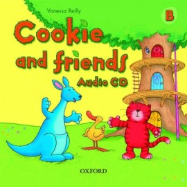 Cookie and Friends B Class Audio CD