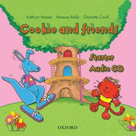 Cookie and Friends Starter Class Audio CD Oxford University Press 9780194070034