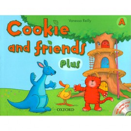 Cookie and Friends Plus A Classbook + Songs and Stories CD