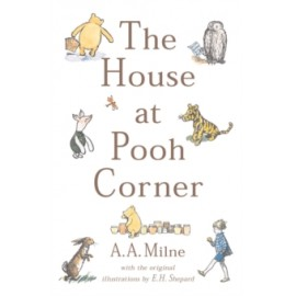 House at Pooh's Corner