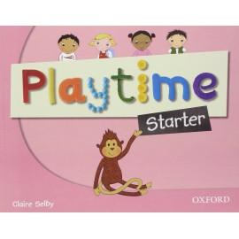 Playtime Starter Classbook