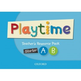 Playtime Teacher's Resource Pack All Levels (Starter, A & B)