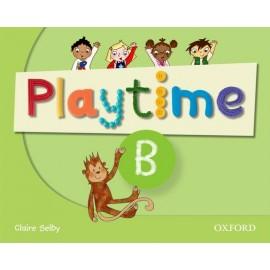 Playtime B Classbook