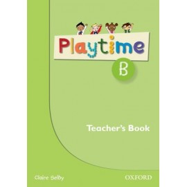 Playtime B Teacher's Book