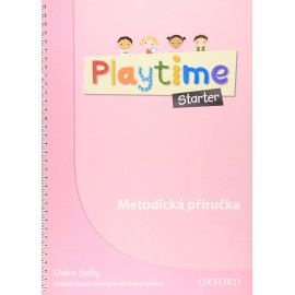 Playtime Starter Teacher's Book Czech Edition