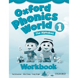 Oxford Phonics World 1 The Alphabet Workbook