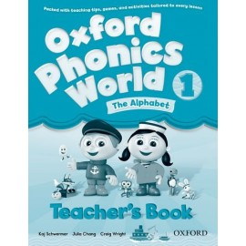 Oxford Phonics World 1 The Alphabet Teacher's Book