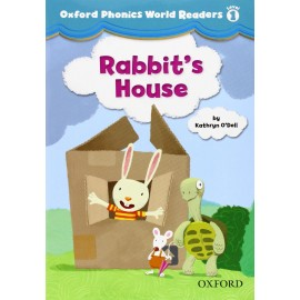 Oxford Phonics World 1 Reader Rabit's House