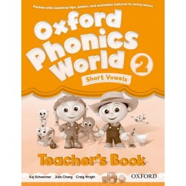 Oxford Phonics World 2 Short Vowels Teacher's Book