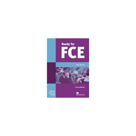 Ready for FCE Coursebook Macmillan 9781405067447