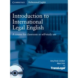 Introduction to International Legal English Student's Book + CDs