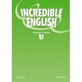 Incredible English 3 Teacher's Book