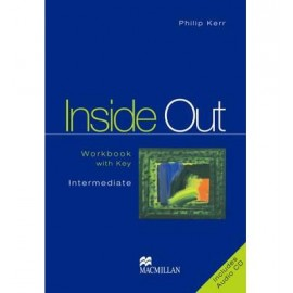 Inside Out Intermediate Workbook with Key + Audio CD