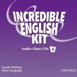 Incredible English 5 Class Audio CDs
