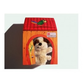 Here's Patch the Puppy 1&2 Patch Puppet and Kennel