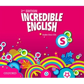 Incredible English Second Edition Starter Class Audio CDs