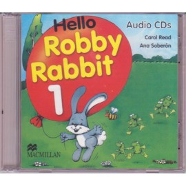 Hello Robby Rabbit 1 Class Audio CD
