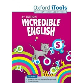 Incredible English Second Edition Starter iTools DVD-ROM