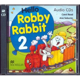 Hello Robby Rabbit 2 Class Audio CD