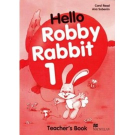 Hello Robby Rabbit 1 Teacher's Book