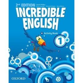 Incredible English Second Edition 1 Activity Book