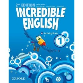 Incredible English Second Edition 1 Activity Book