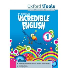 Incredible English Second Edition 1 iTools DVD-ROM