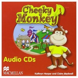 Cheeky Monkey 1 CD