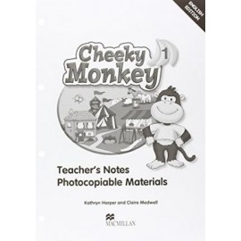 Cheeky Monkey 1 Teacher's Notes