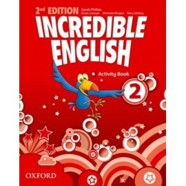 Incredible English Second Edition 2 Activity Book
