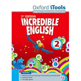 Incredible English Second Edition 2 iToolos DVD-ROM