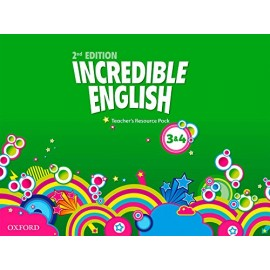 Incredible English Second Edition 3 - 4 Teacher's Resource Pack