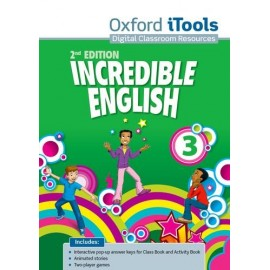 Incredible English Second Edition 3 iTools DVD-ROM