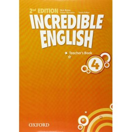 Incredible English Second Edition 4 Teacher's Book